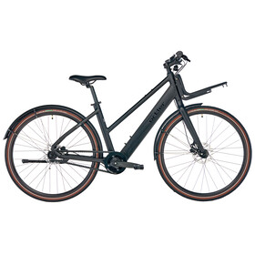 Ortler EC700 E-City Bike Ladies black